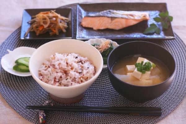 日本の朝ごはんを英語で説明する
